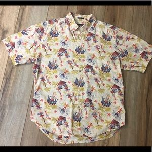 REYN SPOONER Vintage Perfect Soft Hawaiian